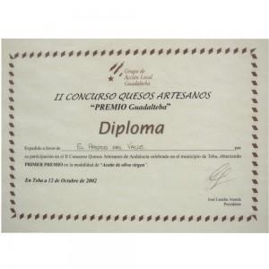 II premio Guadalteba