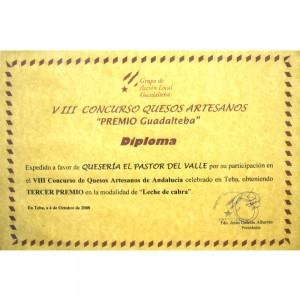 VIII Premio Guadalteba