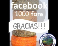 Ya somos 1000 en nuestra comunidad de #Facebook y lo celebramos con un 10% de descuento en toda la tienda online!!!